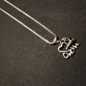 """Love to Cheer"" Necklace"